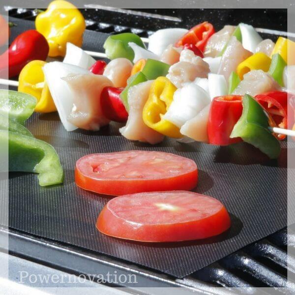 feuille de cuisson pour cuire sainement