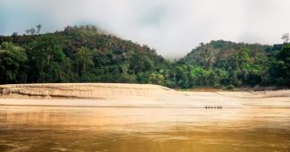 rivière Mekong vietnam