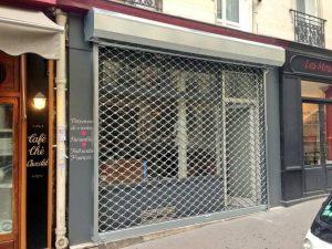 spécialiste en dépannage rideau métallique à Paris