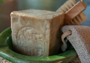 le savon d'Alep le plus naturel des savons