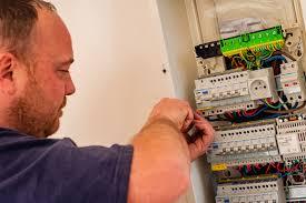mise en sécurité d'installation électrique existante